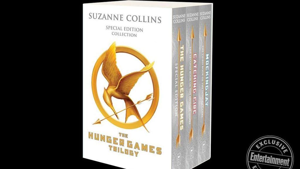 Rayakan Ultah ke-10, Ini  Edisi Khusus Novel Trilogi The Hunger Games