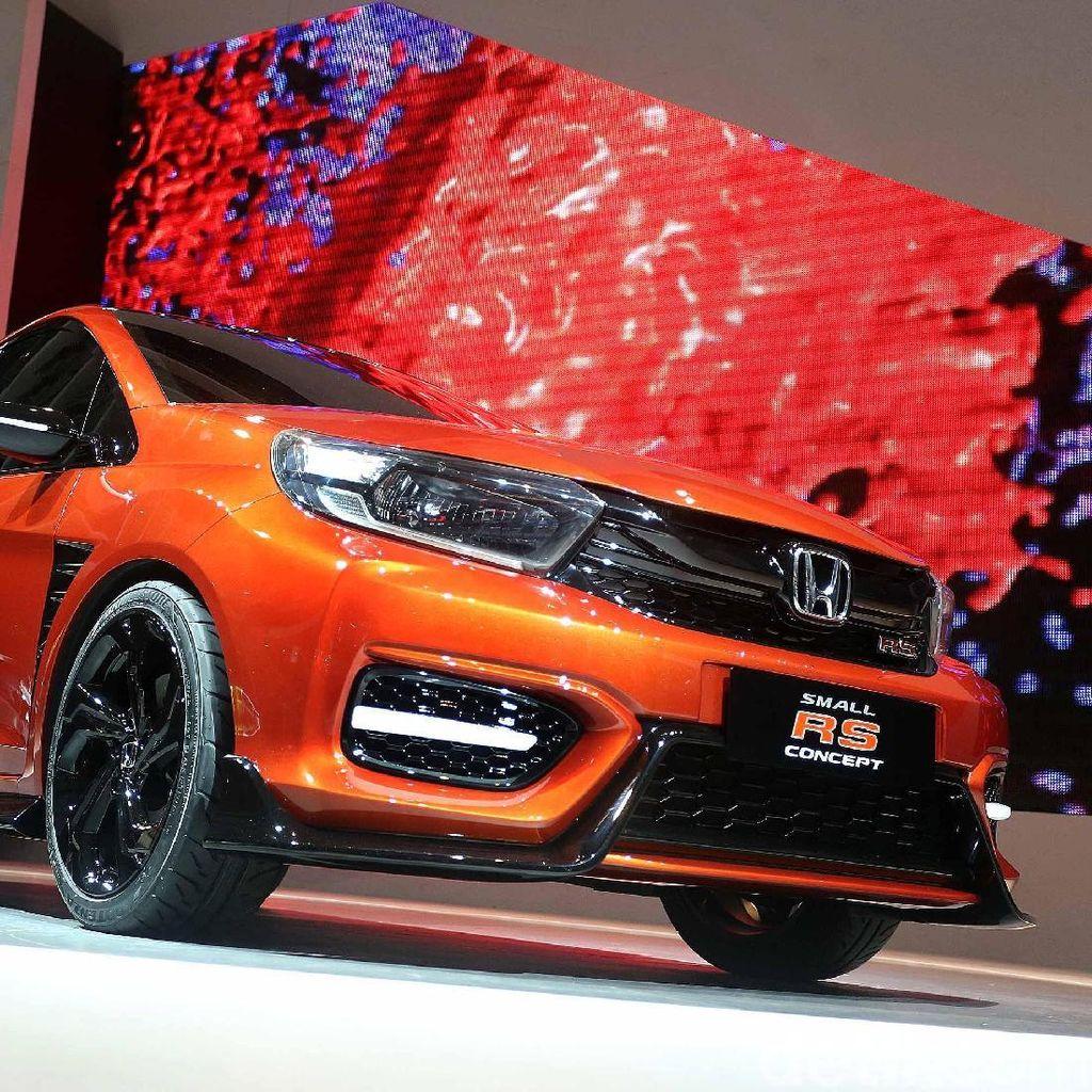 Pertama di Dunia, Begini Konsep Hatchback Sporty dari Honda
