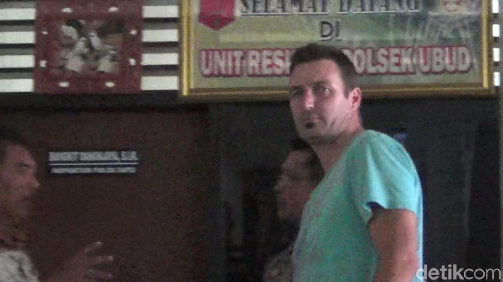 Aniaya Kekasih WN Polandia di Bali, Pria Australia Ditangkap