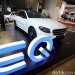 Video Mobil Listrik Mercedes-Benz EQ di IIMS 2018