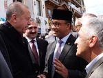Cerita Anies Soal Pertemuan dan Salat Jumat Bareng Erdogan