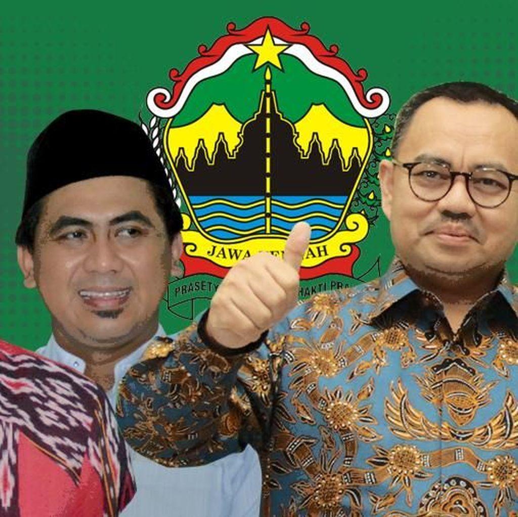 Tonton Debat Perdana Cagub Jateng di detikcom Pukul 19.30 WIB!