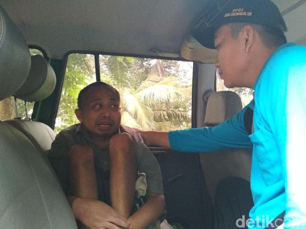Marmun Dibebaskan setelah Dipasung 20 Tahun, Keluarga Bersyukur