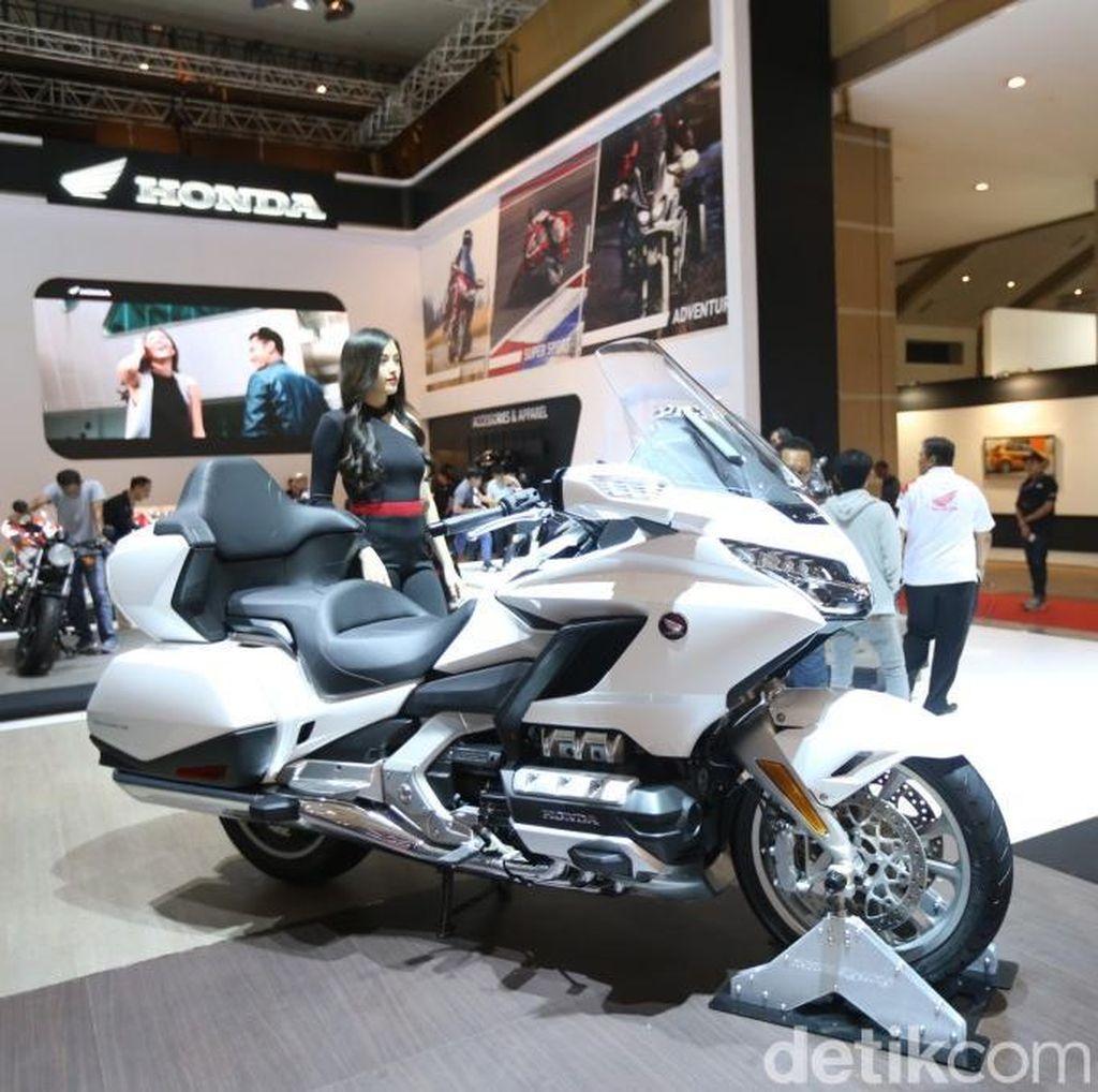 5 Miliarder Indonesia Beli Honda Goldwing