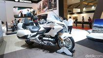 IIMS 2018: Apa Beda Honda Goldwing untuk Paspampres Jokowi dan Versi Biasa?