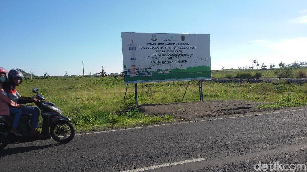 PT AP I akan Beri SP 3 Warga Penolak Bandara Kulon Progo 25 April