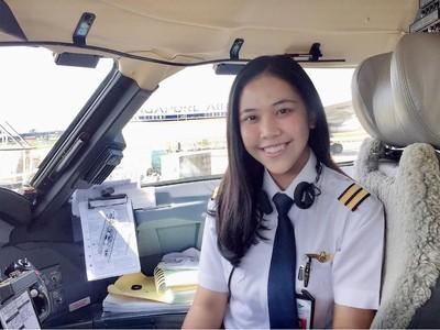 Tania Artawidjaya, Kartini Muda di Dunia Penerbangan Indonesia