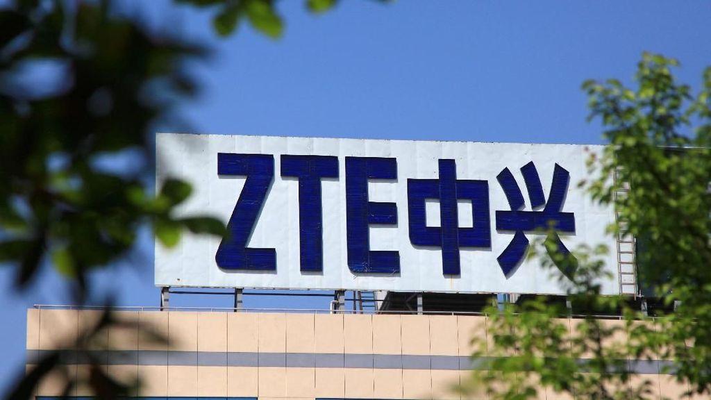 ZTE Dilumpuhkan Amerika, Ini Peringatan China