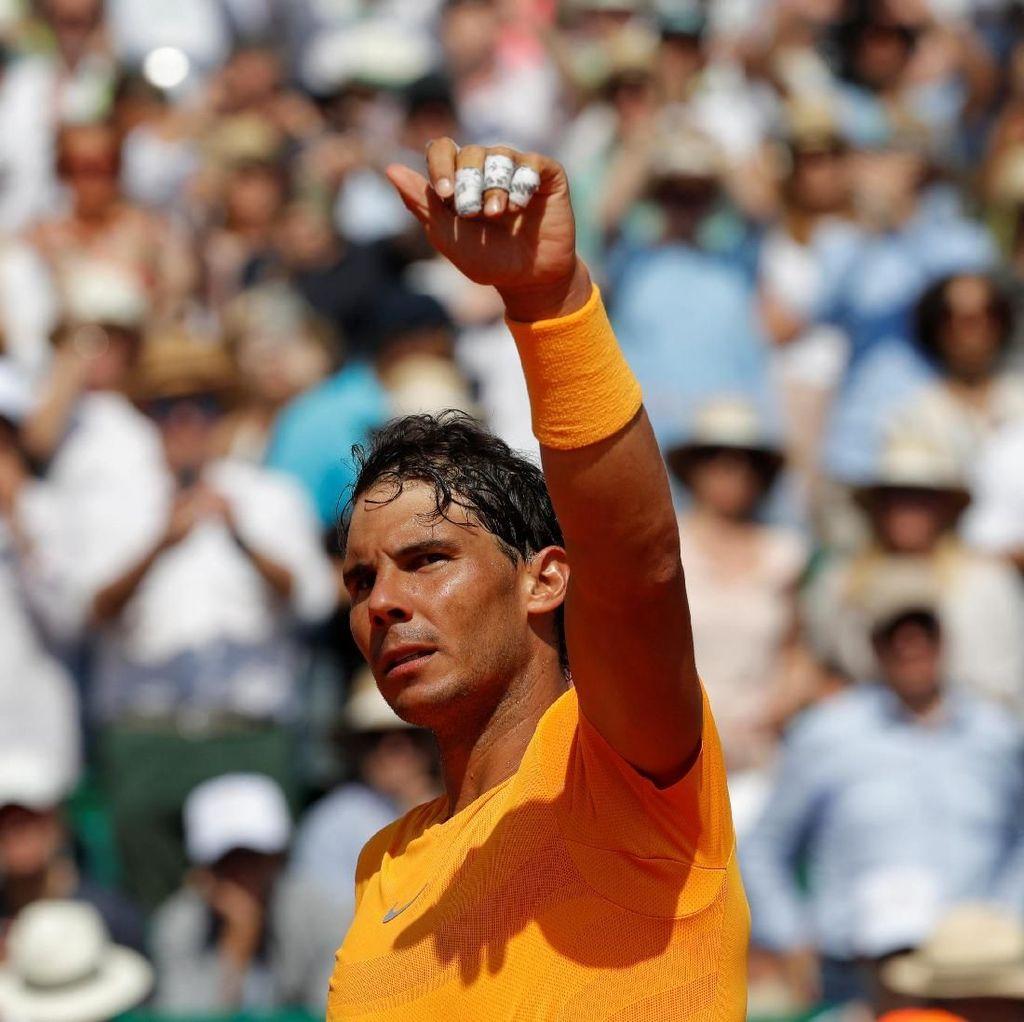 Nadal Hadapi Nishikori di Final