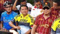 Bersepeda Bareng ke Milad PKS, Sandiaga: Prabowo Bilang Seru