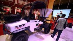 Kendaraan Pedesaan Karya Anak Bangsa Mejeng di IIMS 2018