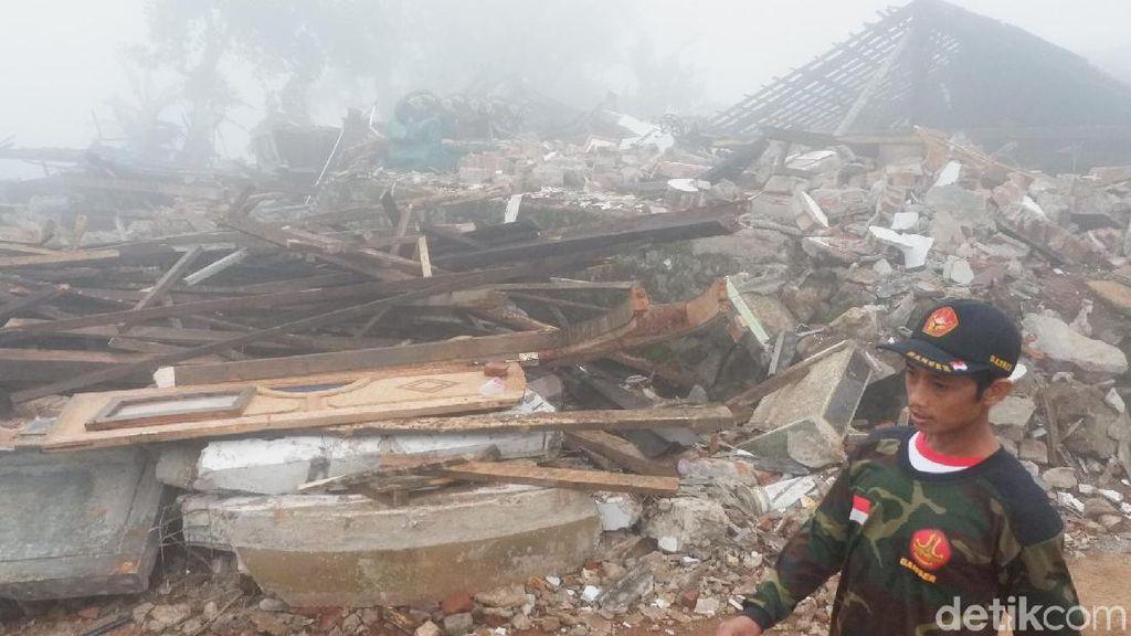Deteksi Gempa, 5 Seismograf Dipasang di Kalibening Banjarnegara