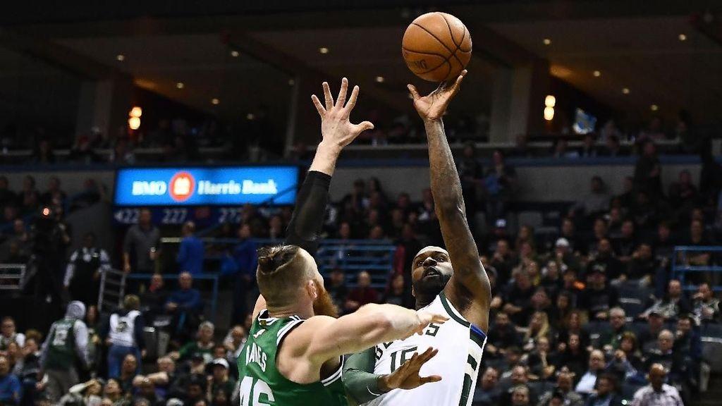 Dikalahkan Bucks, Celtics Masih Memimpin 2-1
