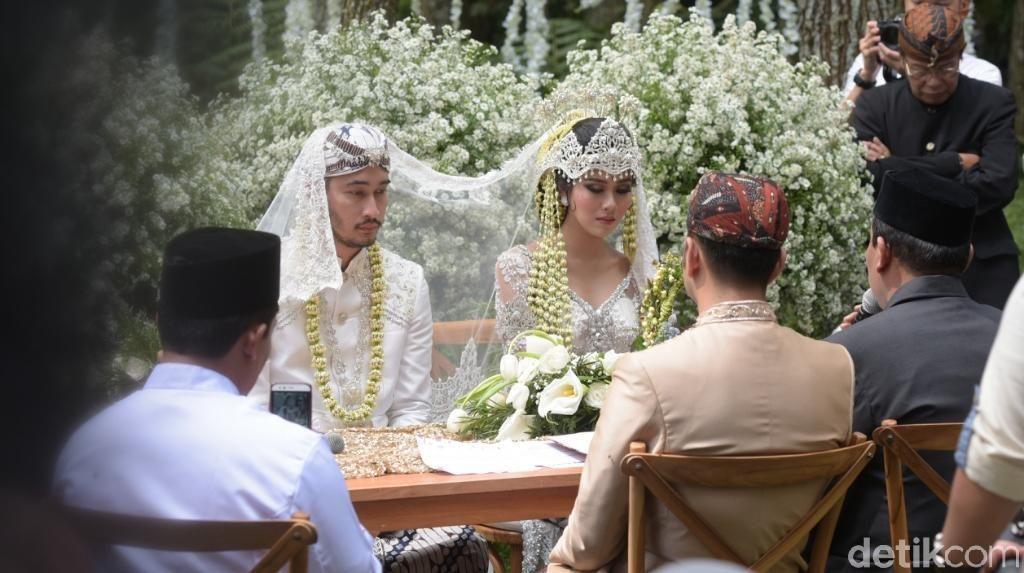 Doa Ridwan Kamil untuk Syahnaz dan Jeje Govinda