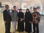 Puan dan Menkes Tinjau Persiapan Haji 2018