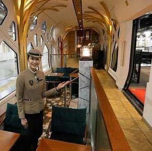 Ini Kereta Termahal di Jepang, Tiketnya Rp 170 Juta/Orang