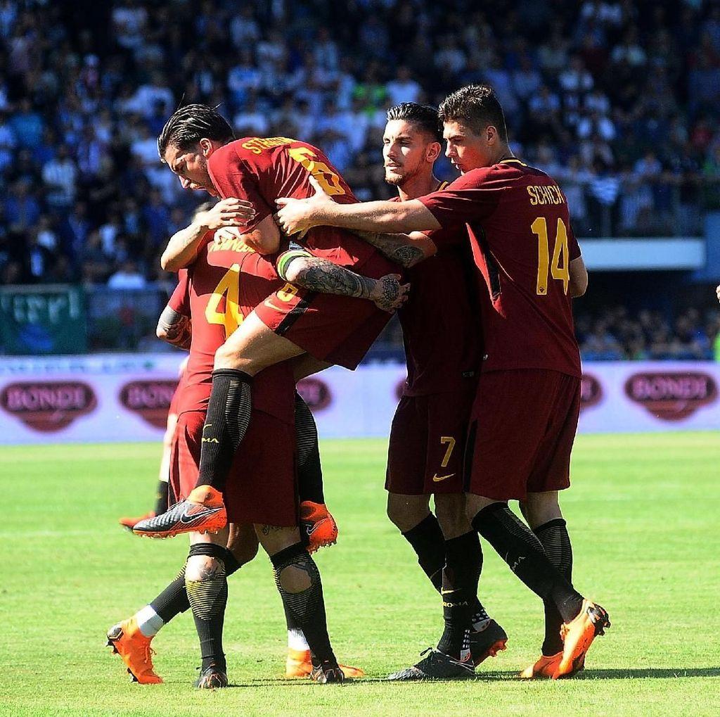 Roma Libas SPAL 3-0