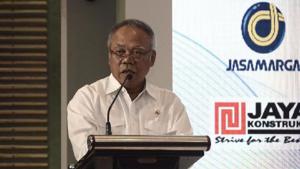 Menteri Basuki Ungkap Tantangan dalam Memelihara Infrastruktur