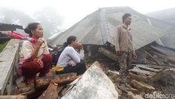 Sejak Rabu Sudah Terjadi 5 Gempa Susulan di Banjarnegara