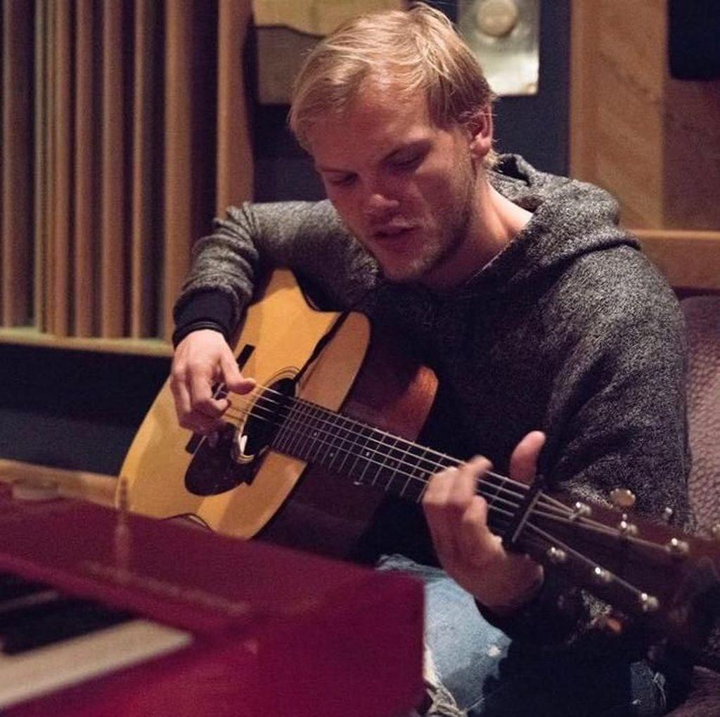 Avicii Tinggalkan Proyek Musik yang Belum Rampung