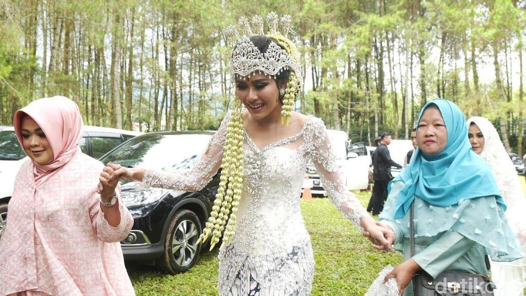 Mengintip Persiapan Pernikahan Syahnaz dan Jeje Govinda