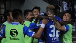 Hasil Bagus Lawan Borneo FC Modal Persib Hadapi Persija