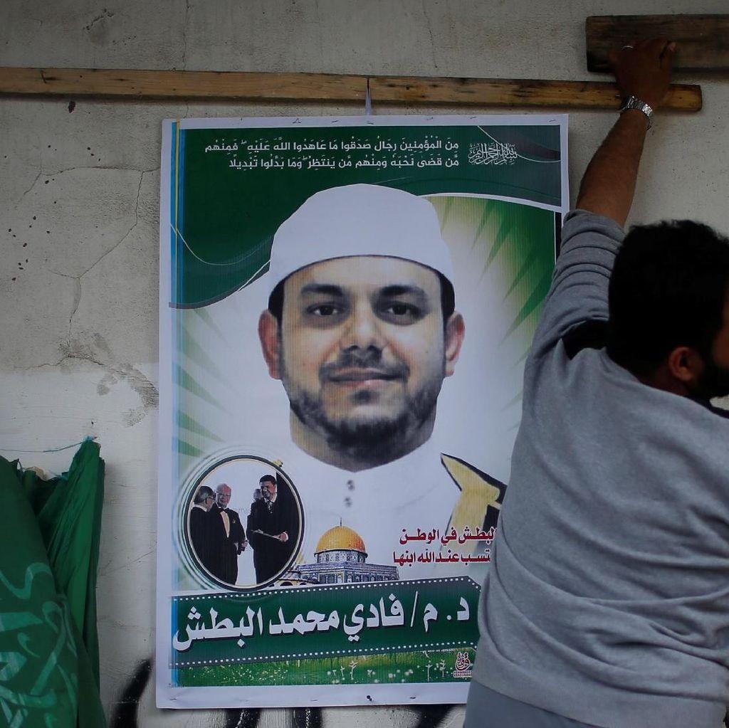 Profesor Palestina Ditembak Mati di Malaysia, Keluarga Tuding Mossad