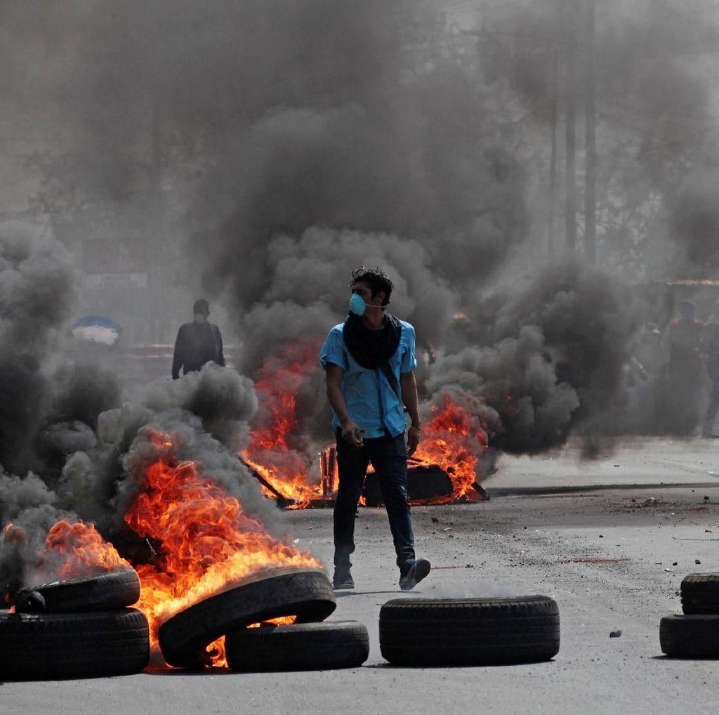 Aksi Protes Sistem Pensiun di Nikaragua Rusuh, 10 Orang Tewas