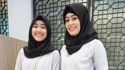 Saat Kakak-Adik Bergaya Kembar Bersaing di Sunsilk Hijab Hunt Medan