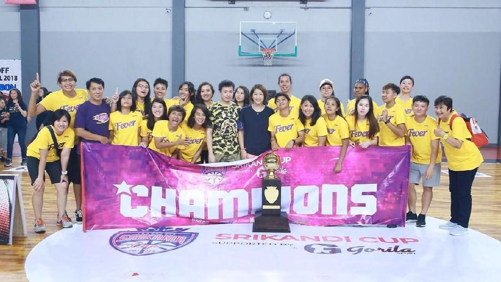Kalahkan Merpati Bali, Surabaya Fever Juara Srikandi Cup