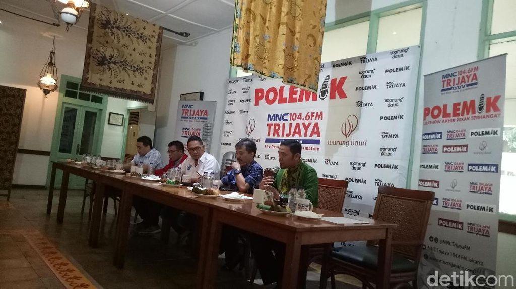 Median: Infrastruktur Jokowi Tak Mampu Obati Derita Rakyat