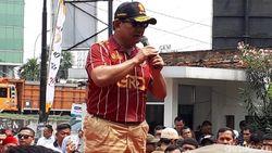 Kelakar Prabowo ke Kader yang Minum Saat Pidatonya: Gua Catat Lu