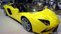 Jajaran Mobil Super di IIMS 2018 yang Bisa Dibawa Pulang, Berminat?