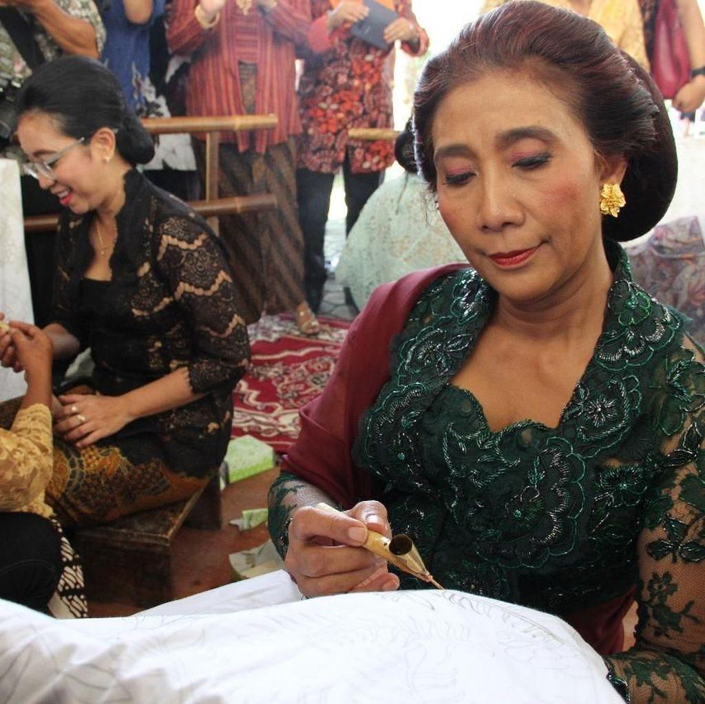 Golkar Belum Masukkan Susi ke Radar Cawapres Jokowi