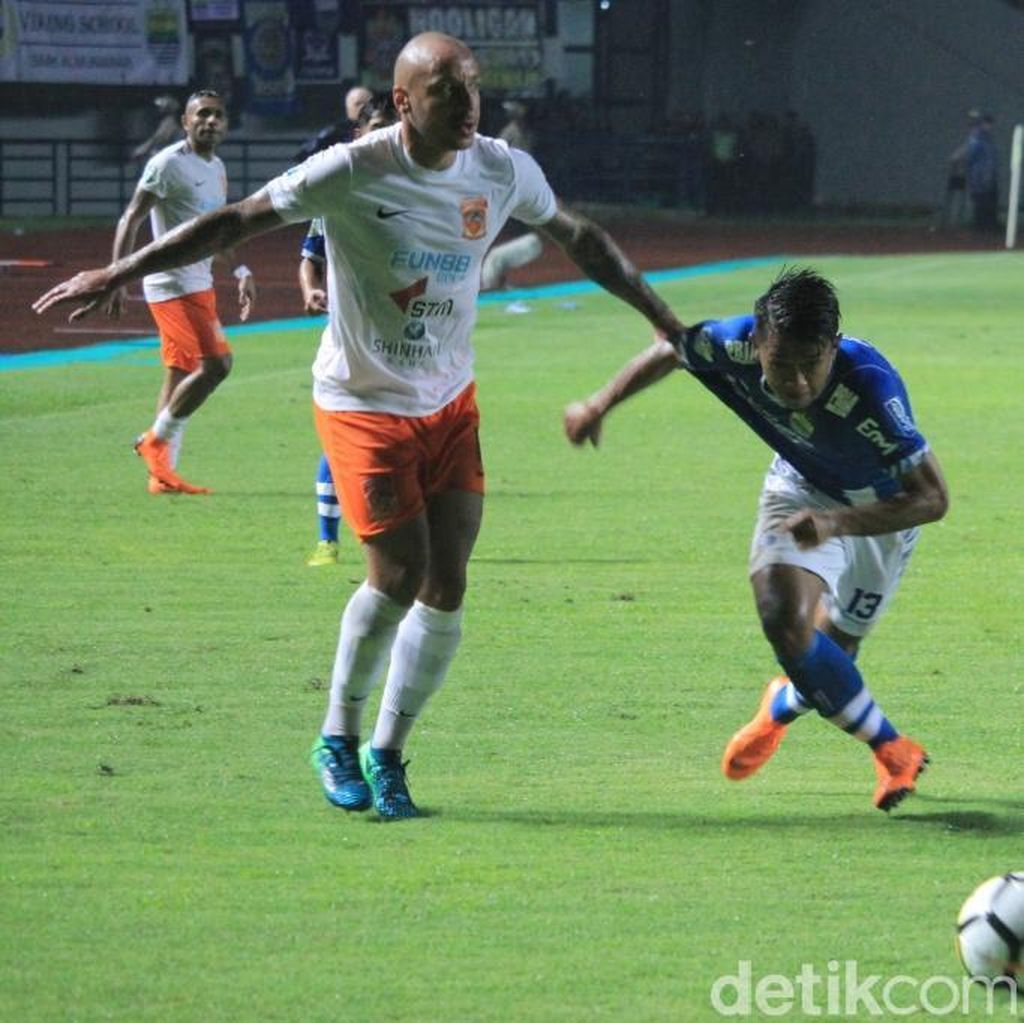 Meski Kalah dari Persib, Borneo FC Dinilai Sudah Main Bagus