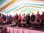 OSO hingga Utut Hadiri Pagelaran Seni Budaya KPU