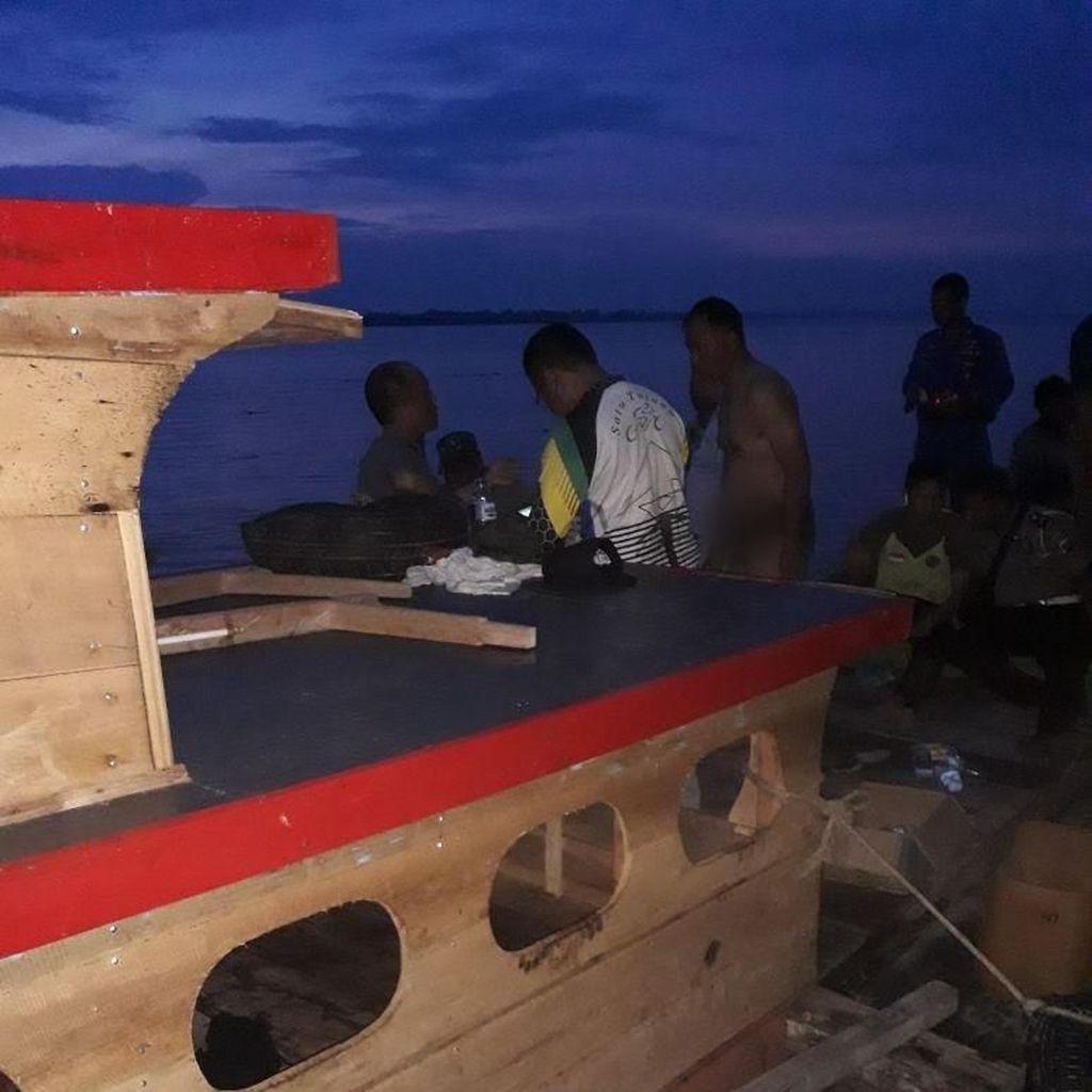 Kronologi Tenggelamnya Kapal Kapolres Labuhanbatu