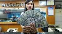 Akankah Dolar AS Mengamuk ke Rp 14.000?