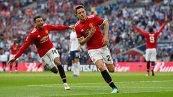 Gol-gol MU saat Kandaskan Tottenham