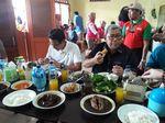 Sandiaga Kampanyekan Cawalkot Bekasi Nur-Firdaus Bareng Aher
