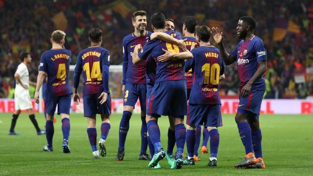 Bartomeu Tak Sabar Barcelona Pastikan Dua Gelar Juara Musim Ini