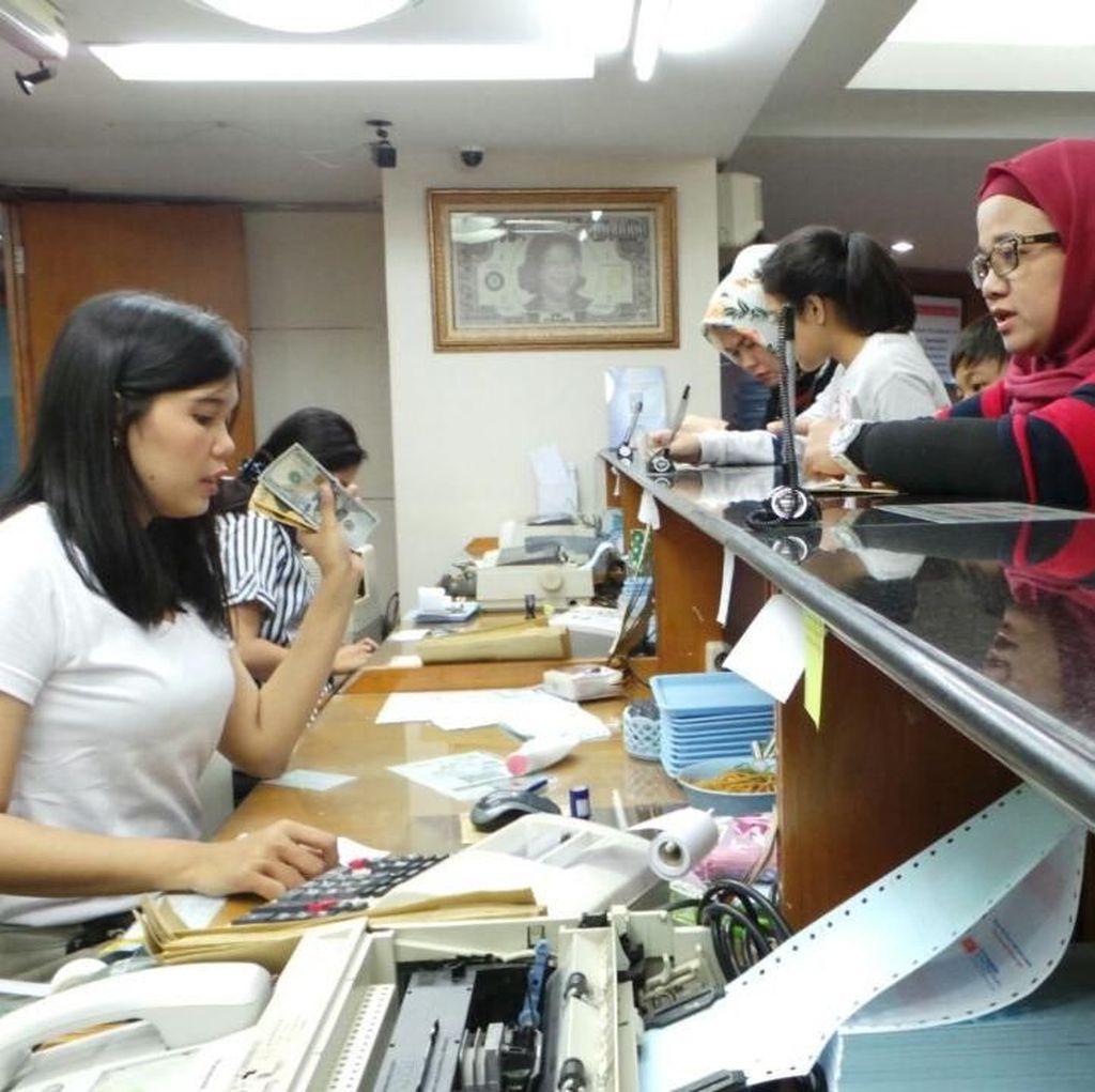 Depresiasi Rupiah Tak Pengaruh ke Stabilitas Sistem Keuangan