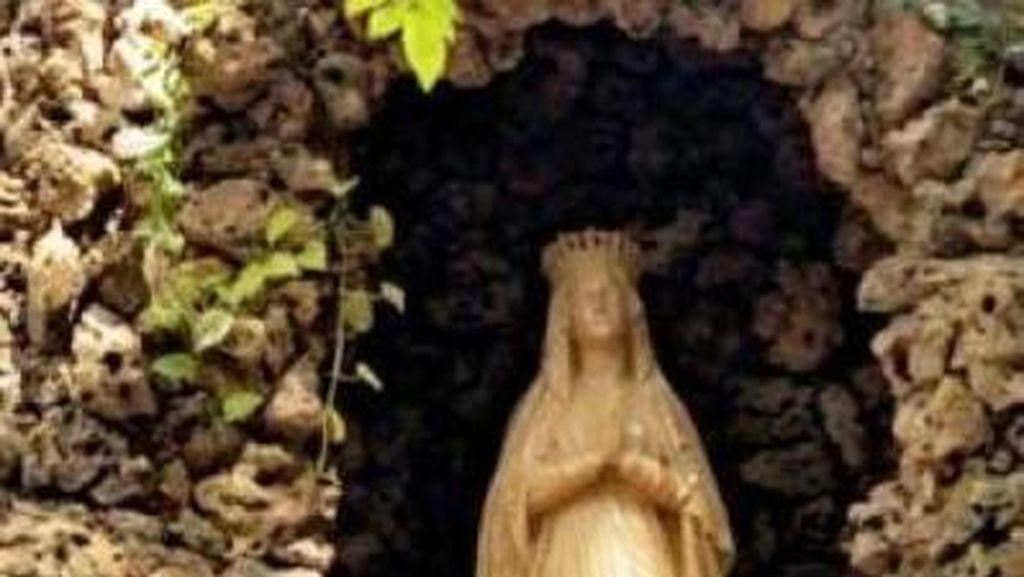 Gua Maria Berumur 1 Abad Lebih di Yogya
