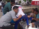 Kronologi Kapal Dishub Meledak di Kepulauan Seribu