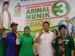Cawagub Nunik Janjikan Jaminan Pendidikan untuk Warga Lampung