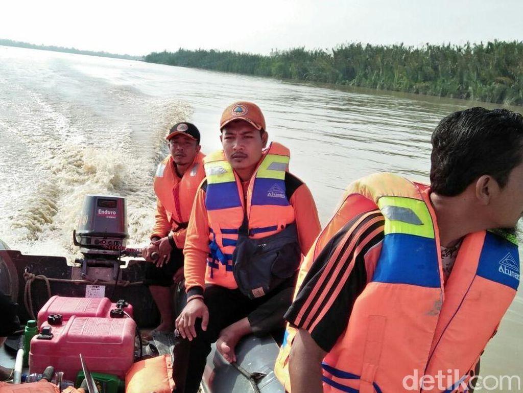 Kapal Kapolres Labuhanbatu Tenggelam, Wakapolres Masih Dicari