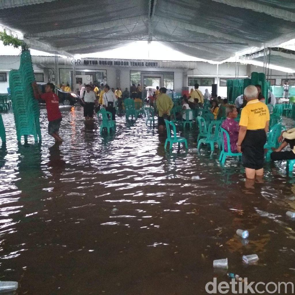 Banjir Terjang Tulungagung Usai Khofifah-Emil Hadiri Harlah Muslimat