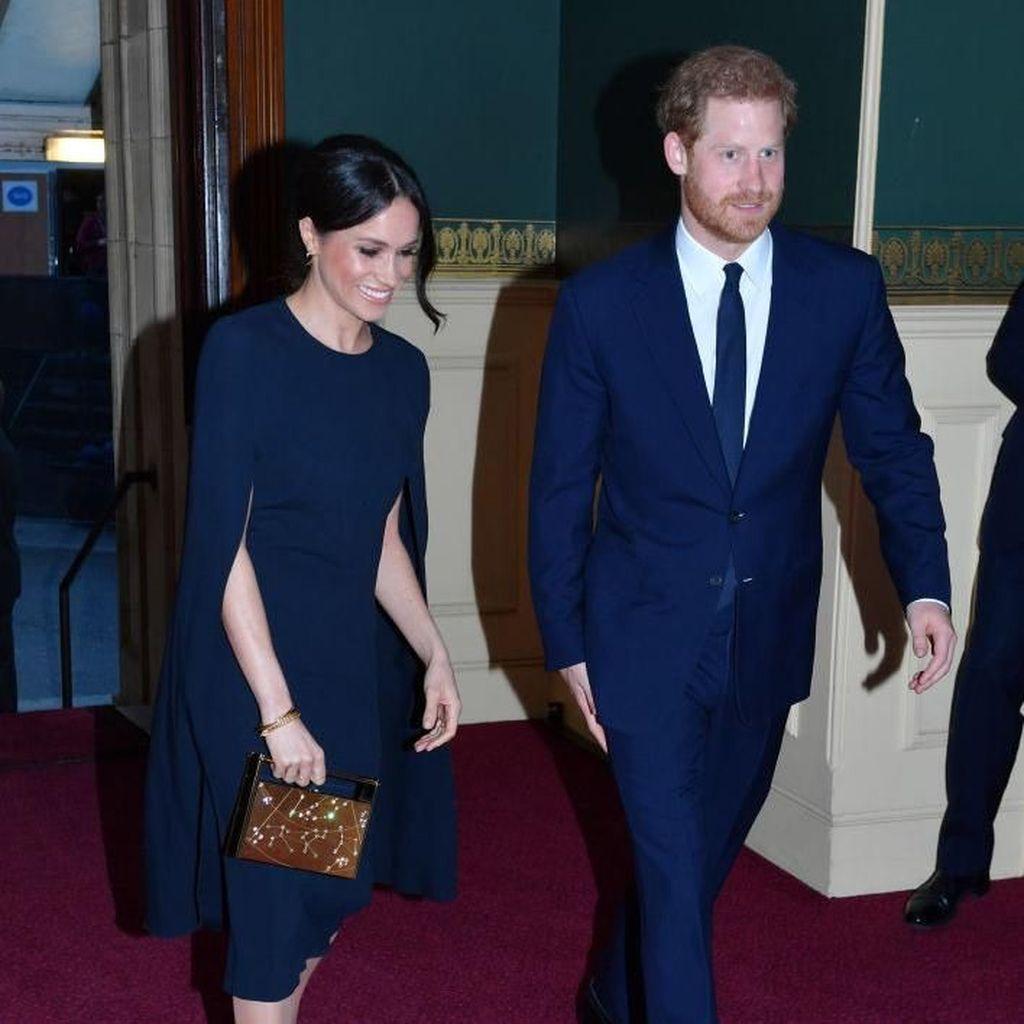 Rayakan Ultah Ratu Elizabeth, Meghan Markle Tampil Mencuri Atensi