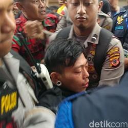 2 Copet Babak Belur saat Beraksi di Kampanye Nurul Arifin-Ruli