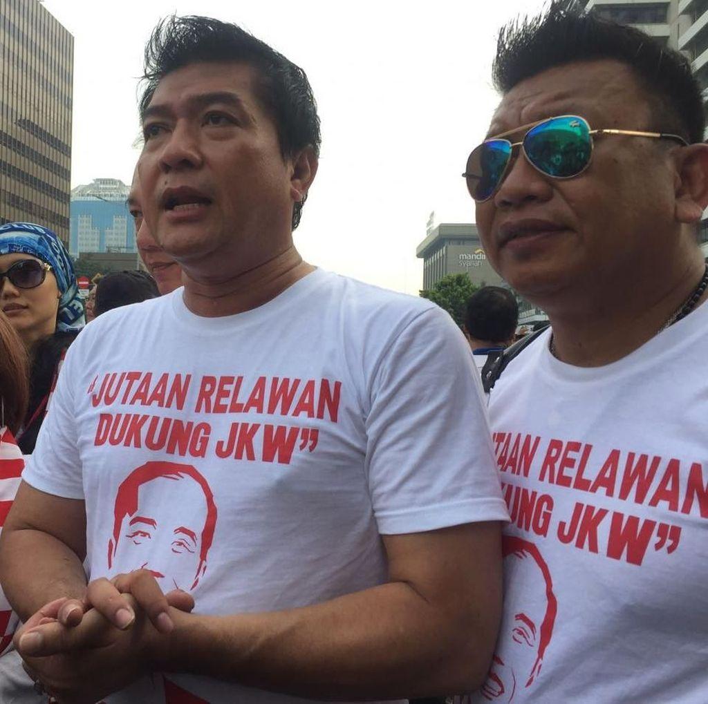 Relawan Serahkan Jokowi Pilih Cawapres